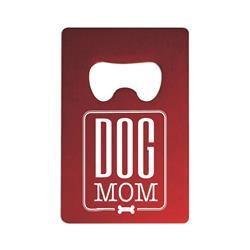Magnetic Bottle opener Dog Mom