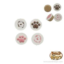 Smooch Your Pooch, Two Tone White Treat Cups, 48/case, MSRP $1.49