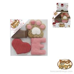 Smooch Your Pooch, LOVE Gift Box, 10/case, MSRP $9.99