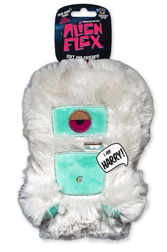 Harry Alien Flex Plush Toy