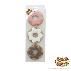 Smooch Your Pooch, Prepackaged Donuts 3pk, 6/case, MSRP $9.99
