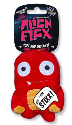 Mini Stixx Flex Plush Toy