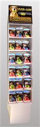 Flash & Glow Ball POP Displays