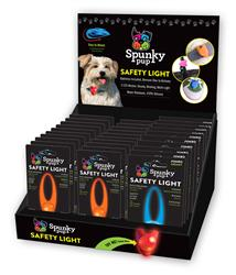 Flash & Glow Safety Light POP Displays