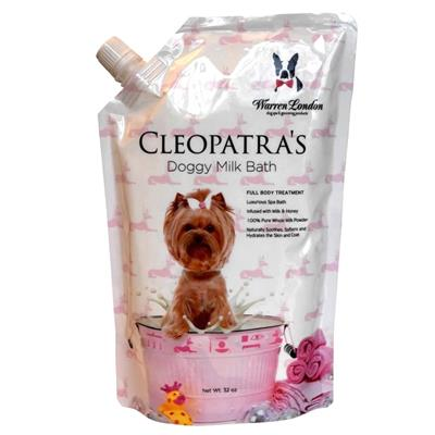 Cleopatra's Doggy Milk Bath (32oz) by Warren London