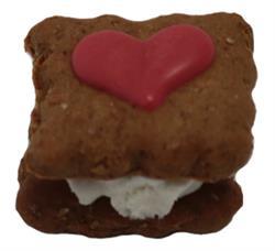 Mini Heart Pastry