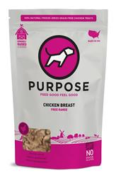 Purpose Freeze-Dried Chicken Breast Treats For Dogs & Cats, 3oz. bags