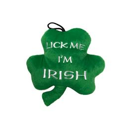 Lick Me Shamrock by Lulubelles Power Plush