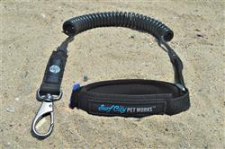 Surf City Coil Leash