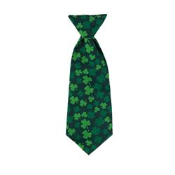 Lucky Shamrock Long Tie by Huxley & Kent