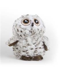 Baby Owl w/Tennis Ball Birds