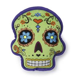 Sugar Skulls Green by goDog