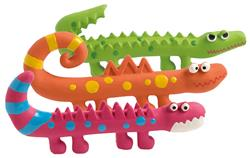 Hunter Dog Toy Alligator assorted 19cm, HUNTER International, Germany - COPY
