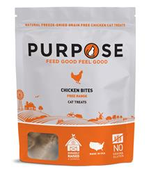 Purpose Freeze-Dried Chicken Cat Treats, 1.25 oz.