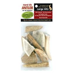 Elk Antler Bits for Animals That Chew