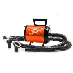 Metro Air Force® Commander® 2-Speed 4.0 HP Pet Dryer - Orange