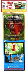 Cat Dreams MOVIE and a TREAT!