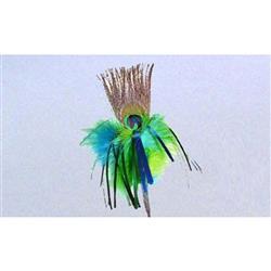 Go Cat Long Peacock Sparkler