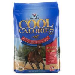 Manna Pro Cool Calories 100, 8lb pouch