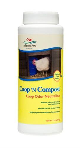 Manna Pro Coop 'N Compost, 28 oz.