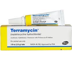 Terramycin (3.5 gram)