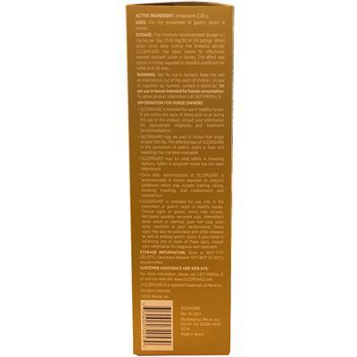 UlcerGard (omeprazole) Oral Paste Syringe (2.28 gm)