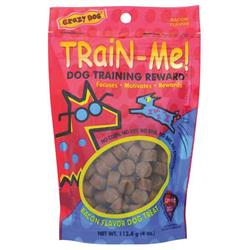 Train-Me! Training Reward Dog Treats - Bacon 4oz.