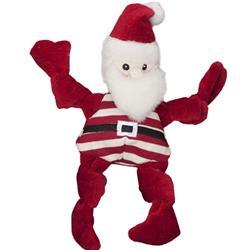 Candy Striped Santa Knottie