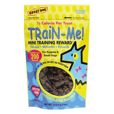 Train-Me! Training Treat Mini - 4oz.