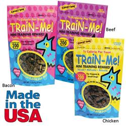 Train-Me! Training Treat Mini - 4oz.