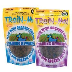Train-Me Organic Training Treats - 16oz.