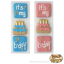 Birthday Paw-ty Collection, Prepackaged It's My B-Day 3pk, 6/Case, MSRP $9.99