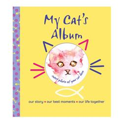 My Cat's Album- Scrapbook