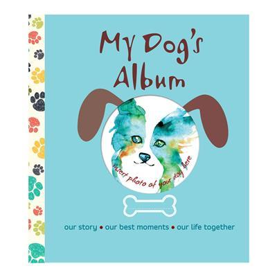 My Dog's Album- Scrapbook