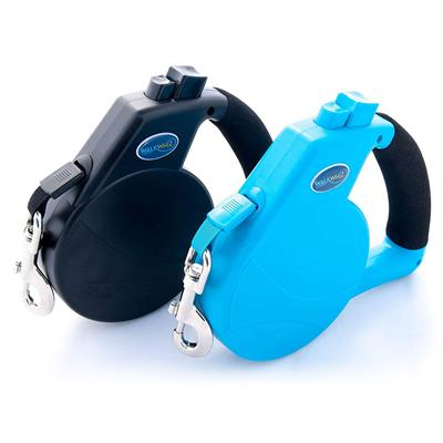 Foam Handle Retractable Leash Display - 18 Retractable Leashes