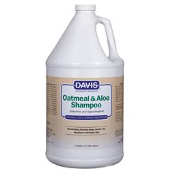 Davis Oatmeal & Aloe Shampoo for Dogs - Gallon
