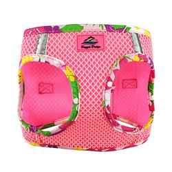 American River Choke Free Harness - Pink Hawaiian Floral