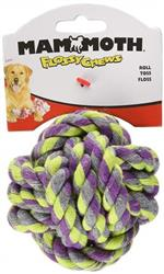 Mammoth Pet Products Monkey Fist Ball, Assorted Colors