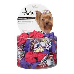 Aria Zoey Bows - Canister of 48