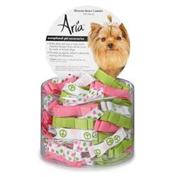 Aria Blossom Bows - Canister of 100