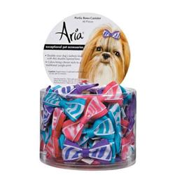 Aria Portia Bows - Canister of 48