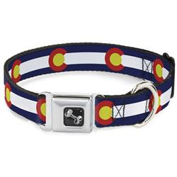 Colorado Flags2 Repeat Collars & Leads by Buckle-Down