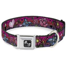 Love Love Pink Collars & Leads by Buckle-Down