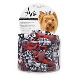 Aria Coco Bows - Canister of 48