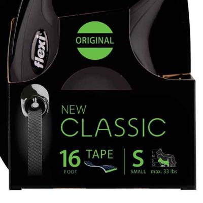 Flexi New Classic Tape Retractable Leads