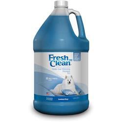 Fresh 'n Clean Snowy Coat Shampoo 15:1 - Gallon