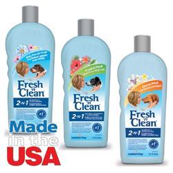Fresh 'n Clean 2 in 1 Conditioning Shampoos