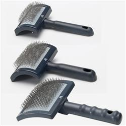Millers Forge Curved Slicker Brushes