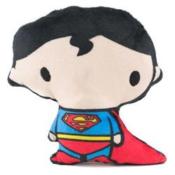 Superman Pet Plush Squeaker Toy by Buckle-Down