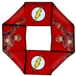 Flash Pose/Flash Icon Red Pet Flyer Toy by Buckle-Down
